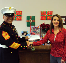 Pensacola Toys for Tots 2009