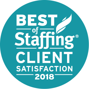 Best of Staffing: Client Satisfaction 2018