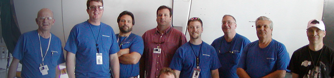 Reliance Aerotech Services Crew