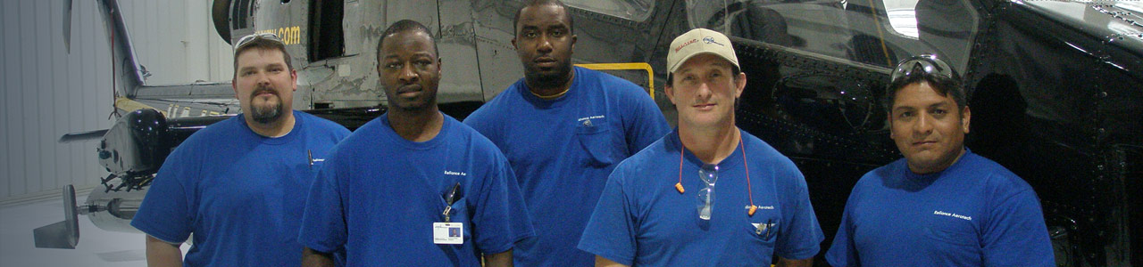 Reliance Aerotech Services Employees