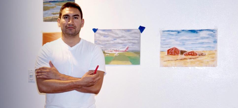 Juan Martinez - Relaince Aerotech Featured Employee