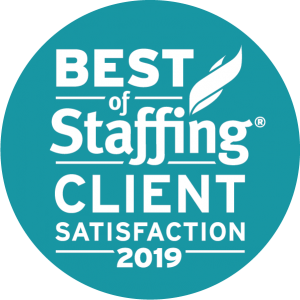 Best of Staffing: Client Satisfaction 2019
